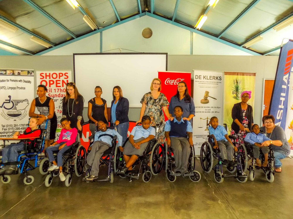 Wheelchair Wednesday - Bolivia Lodge