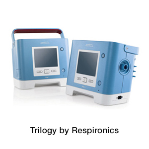 Trilogy by Respironics