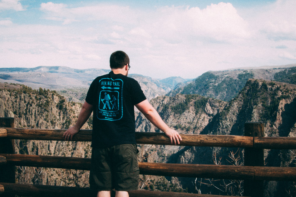 Black Canyon of the Gunnison National Park | Tomichi Point