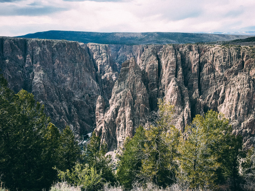 Black Canyon of the Gunnison National Park | Colorado
