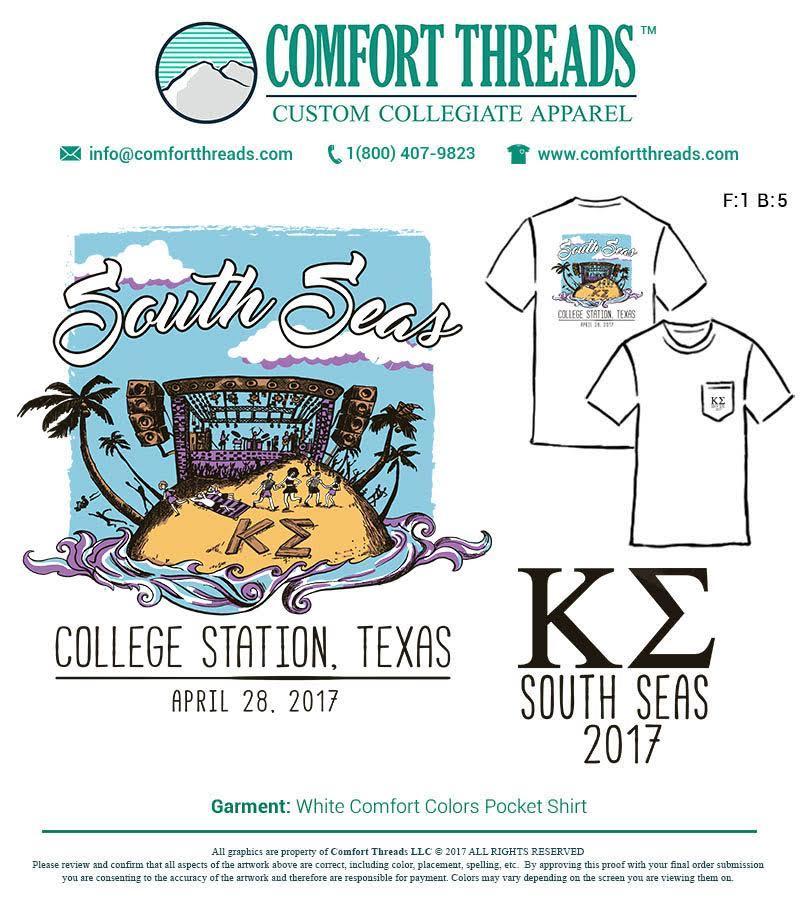 South Seas 2017