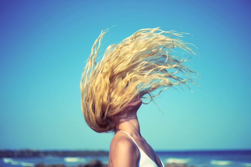 Summer Hair Care for healthy hair
