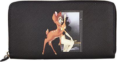 Givenchy Bambi print wallet