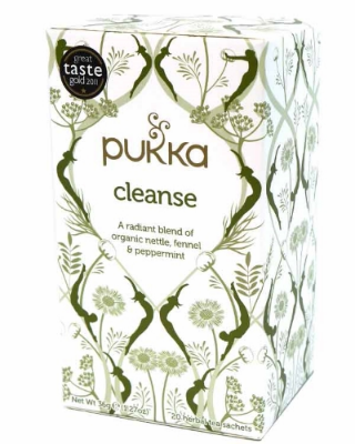 pukka peppermint tea