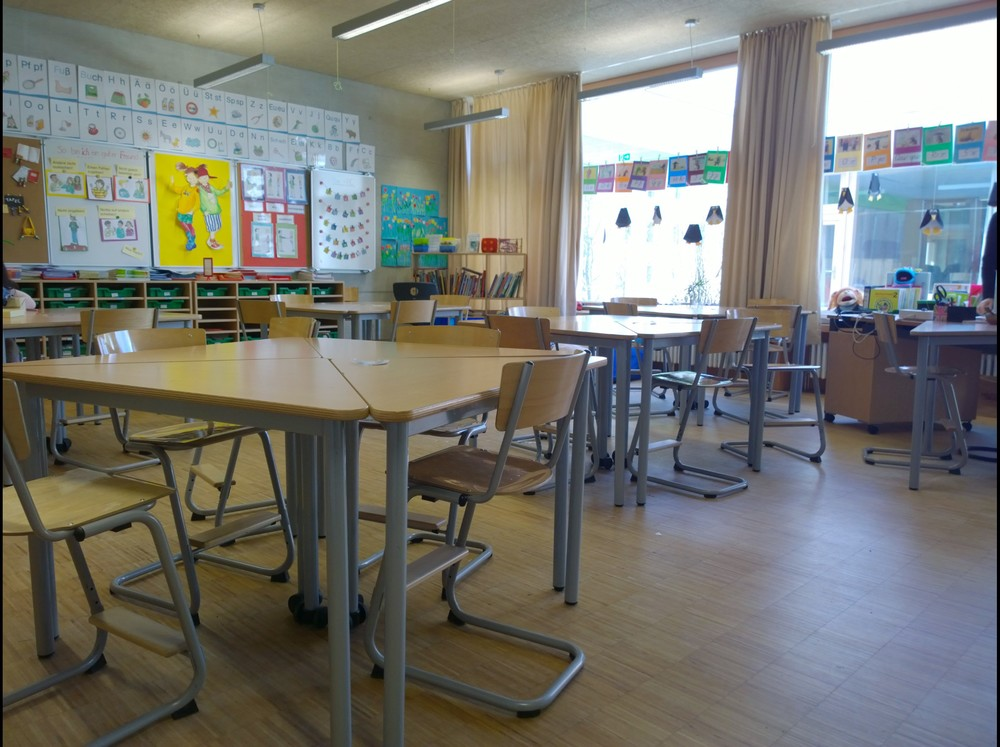 The Chair-Free Classroom. � Beyond Training
