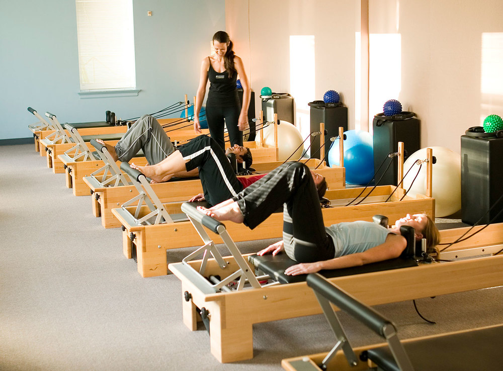 Build body awareness   WHAT IS PILATES?    LEARN MORE