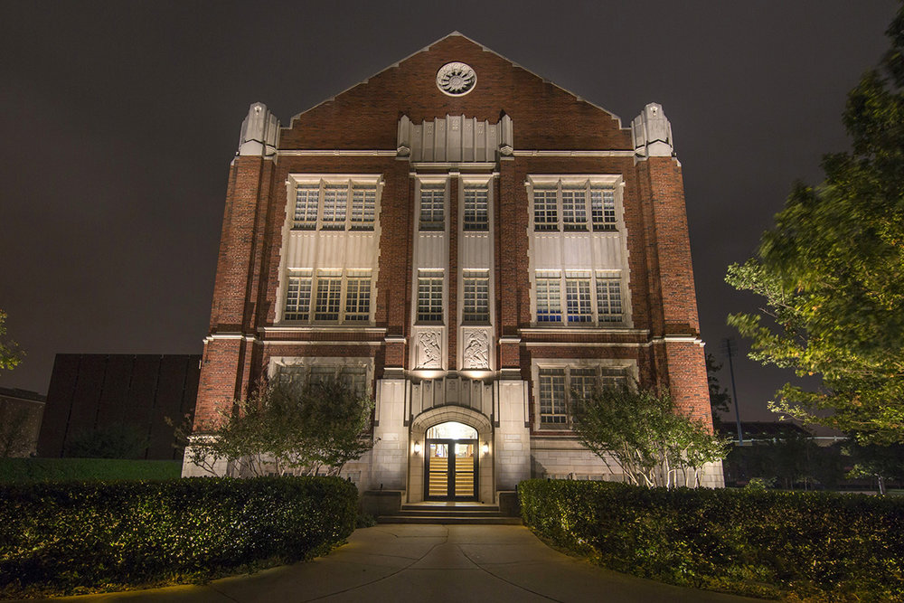 Adams Hall, Price College of Business, University of Oklahoma, Intensive Course 2018