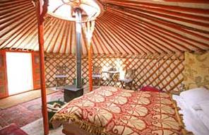 Brecon Beacon Yurt