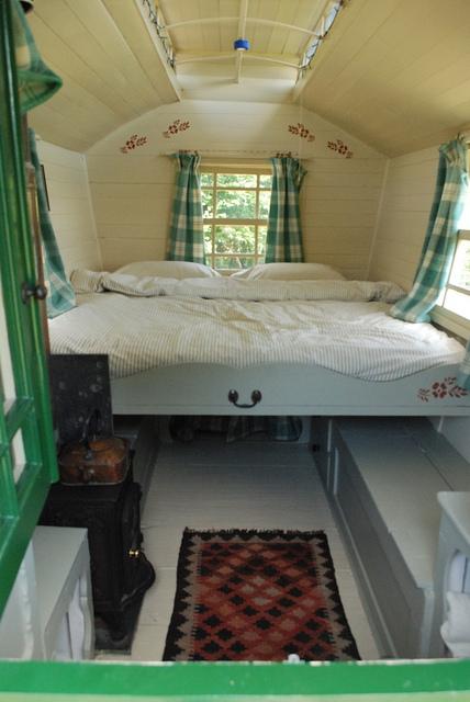 Wind in the Willows Caravan