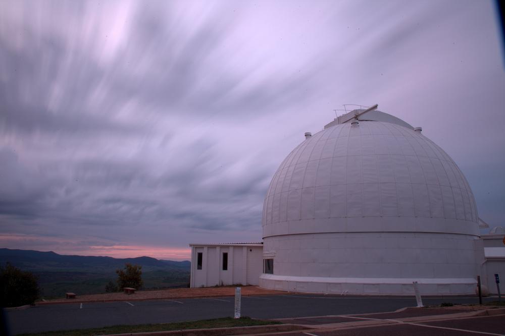 Mount Stromlo - Siding Spring Telescope