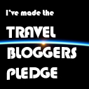 Travel Bloggers Pledge