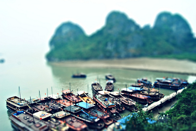 Photo of Vietnam by Amy Thibodeau