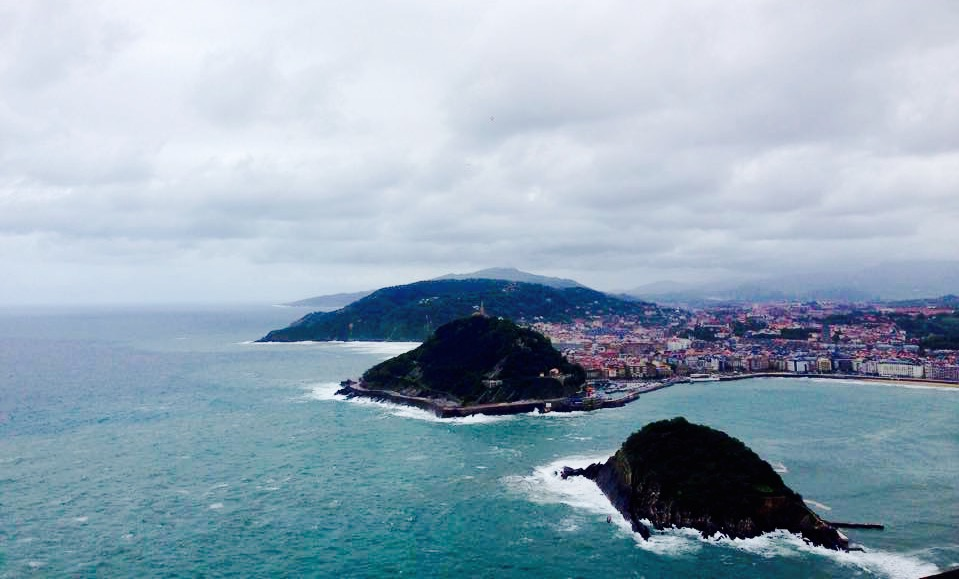 Photo of San Sebastian by Dan Zambonini