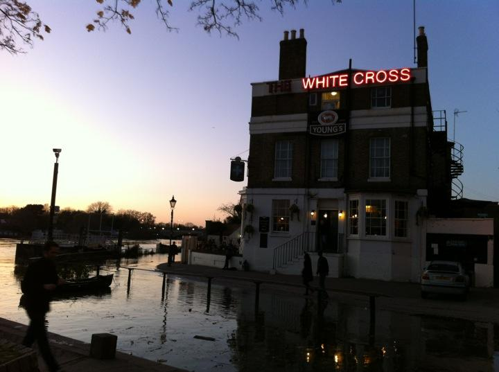 The White Cross by Andrew F. on Foursquare