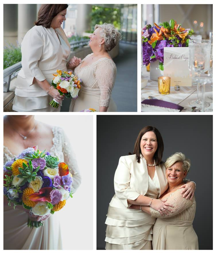Diane and Melinda's Wedding at GHL