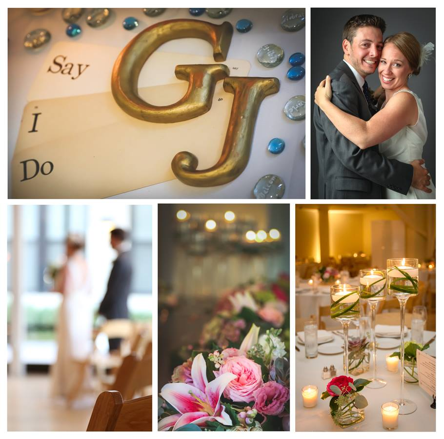 Greta + Jamie's Wedding at GHL