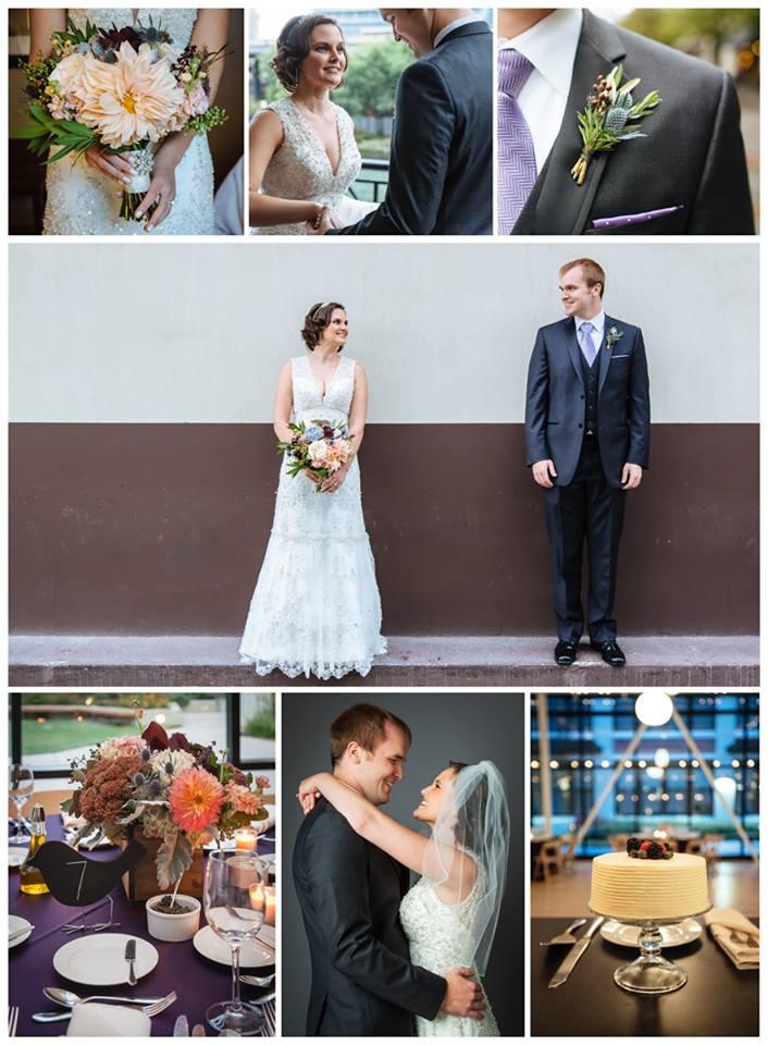 Lindsay and Kellen's Wedding at GHL