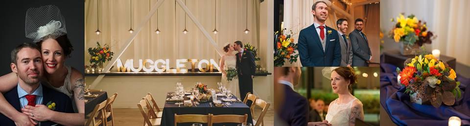 Meghan and Justin's Wedding at GHL