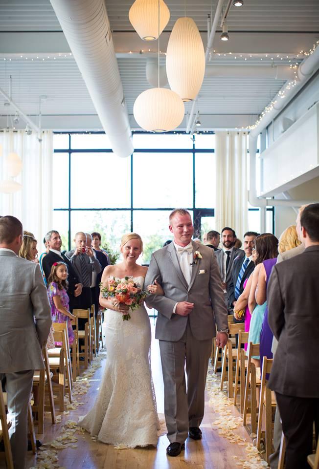 Darci and Corbin's Wedding at GHL