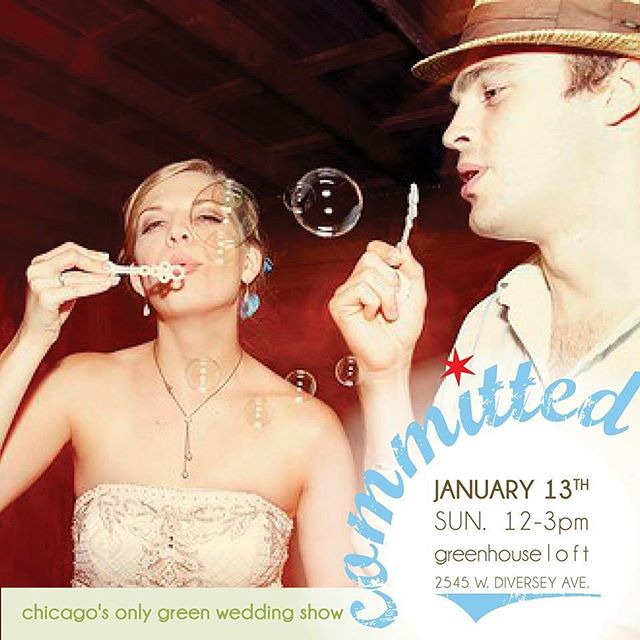 You've found the love of your life! Now start wedding planning with the members of the @greenweddingalliance at Committed. We all can't wait to see you there!