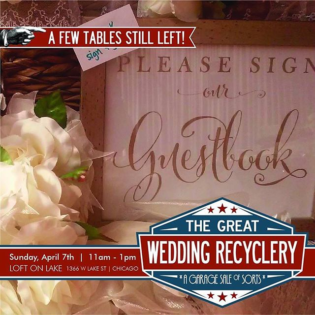 After your wedding do you have tons of... candles, linens, flower pots, table numbers.... that you don't want? Take advantage of this incredible event to sell your leftover wedding decor. Just a few tables are left. Contact @thistleandtwineatelier for info.