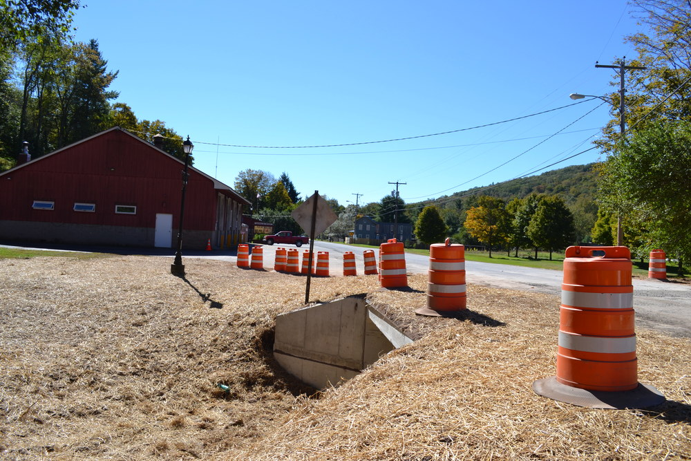 Culvert Replacement on Denning Road at Claryville Fire House, Drainage to E. Branch Neversink