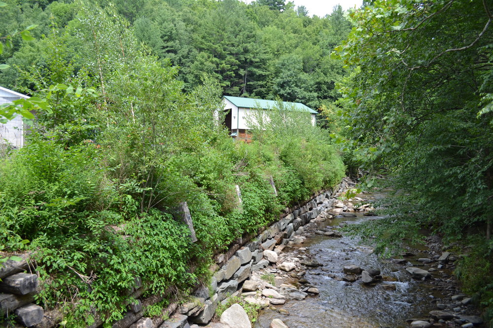 Stream Bank Stabilization at Ulster Co Highway Garage, Sundown Creek