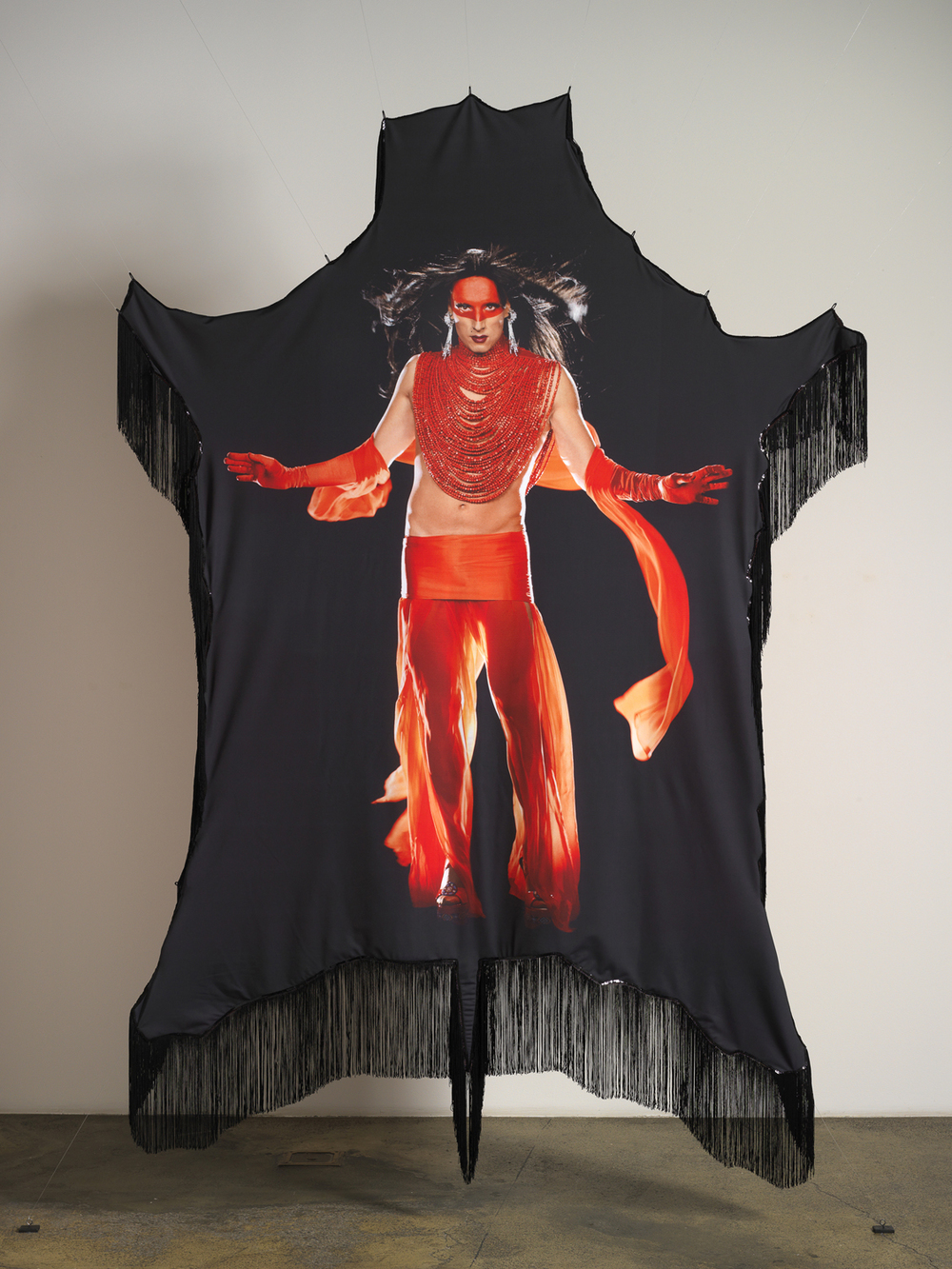 Queen-Size Body Bag (view of the front)