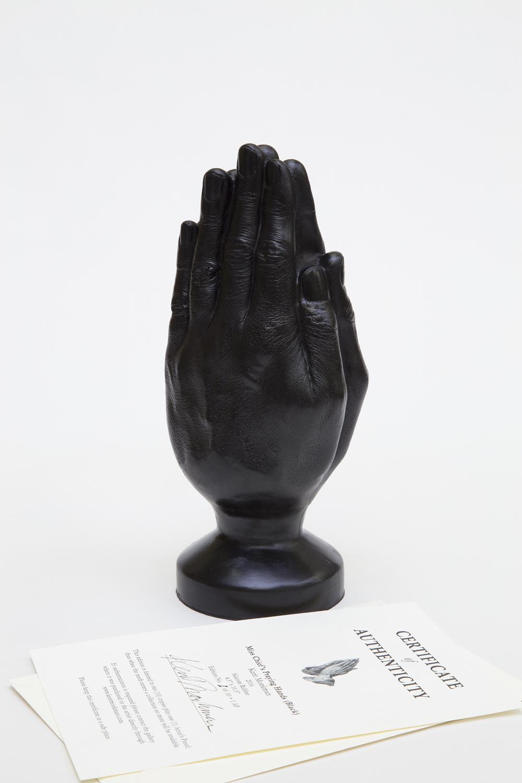 Miss Chief's Praying Hands (Black)
