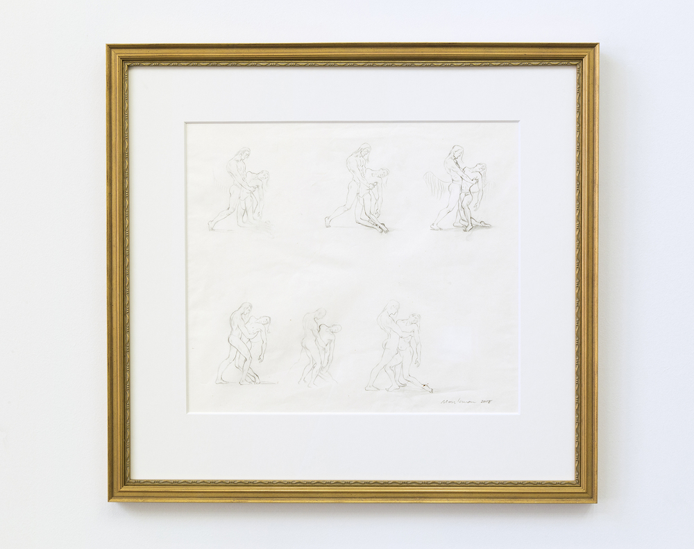 Study for Apollo and Hyacinthus (Series of Six)