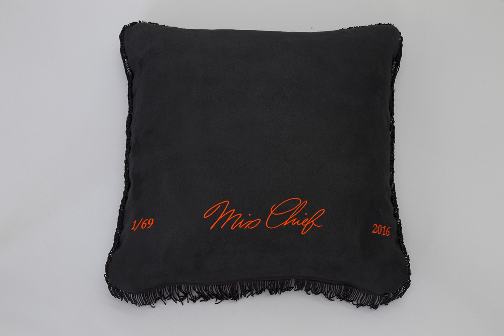Miss Chief Tipi Pillow