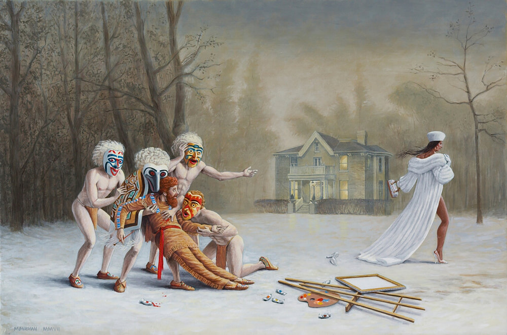 Duel After the Masquerade