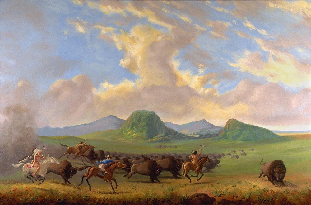 Portrait of the Artist as Hunter