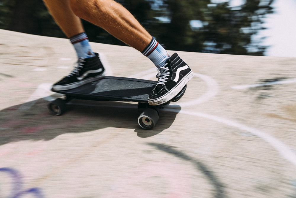 Boosted Boards by Kyson Dana