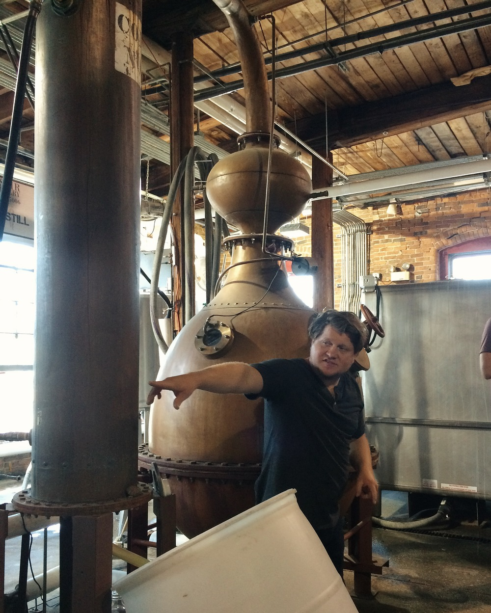 This pot still was rescued from a museum!