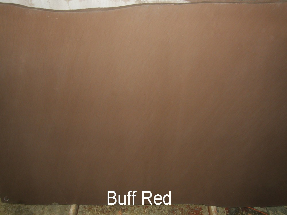 BUFF RED