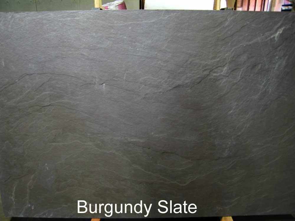 BURGUNDY SLATE