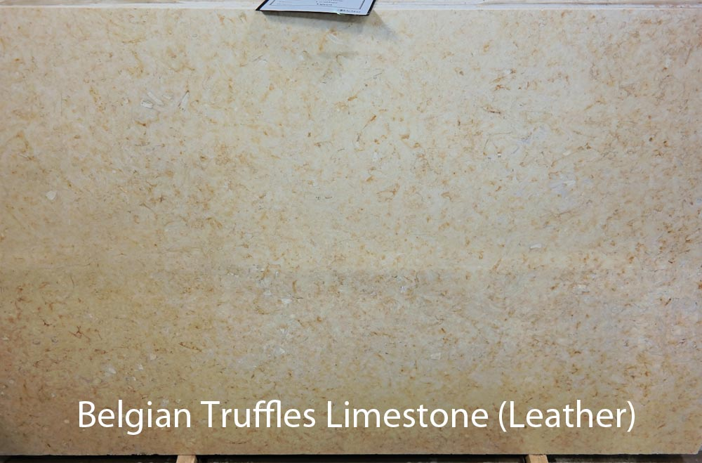 BELGIAN TRUFFLES LIMESTONE (LEATHER)