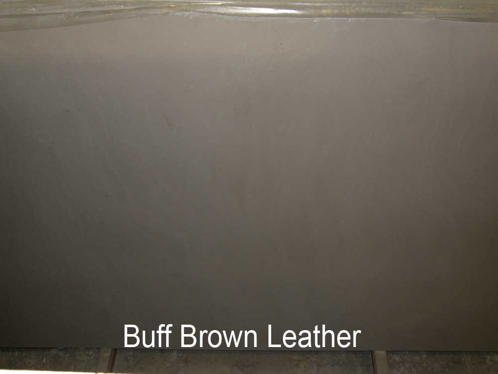 BUFF BROWN (LEATHER)