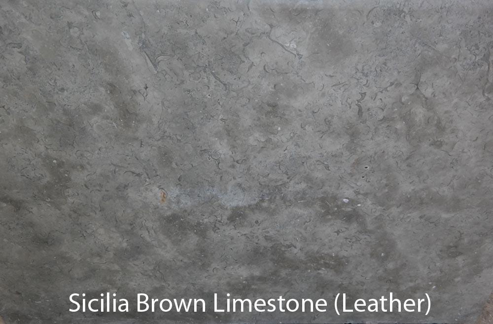SICILIA BROWN (LEATHER)