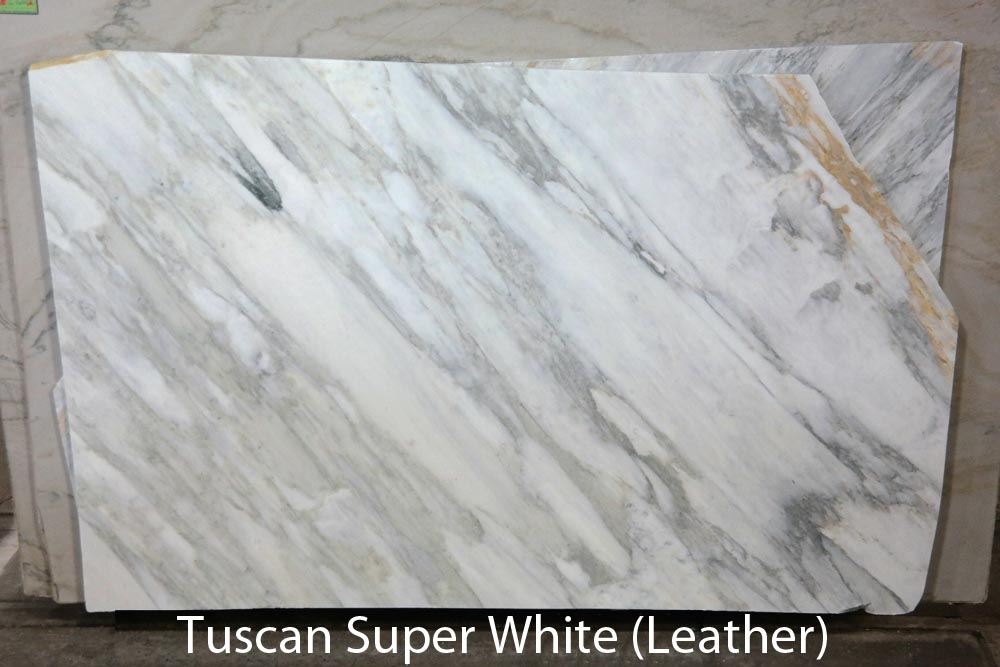 TUSCAN SUPER WHITE (LEATHER)