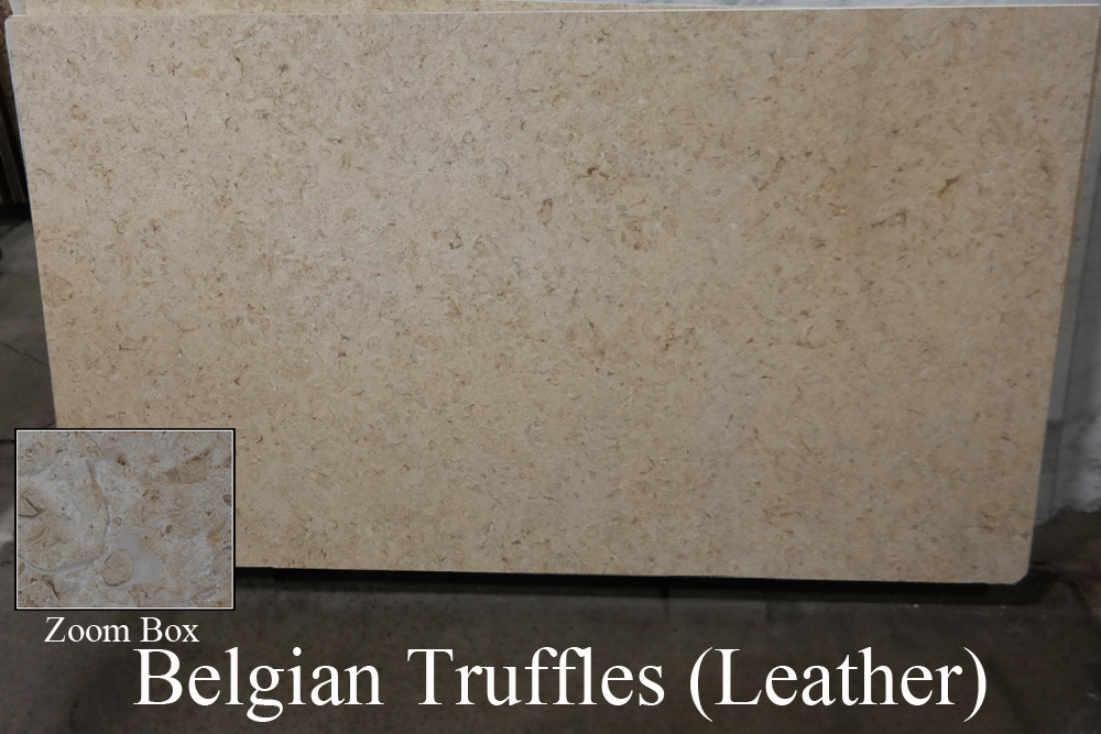 Belgian Truffles Leather