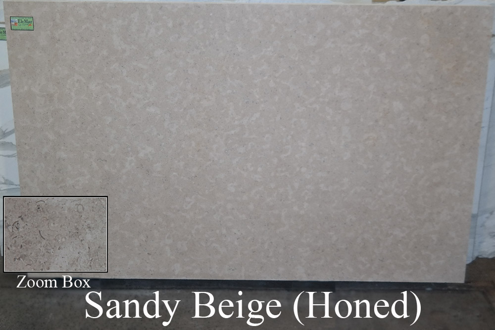 Sandy Beige Honed