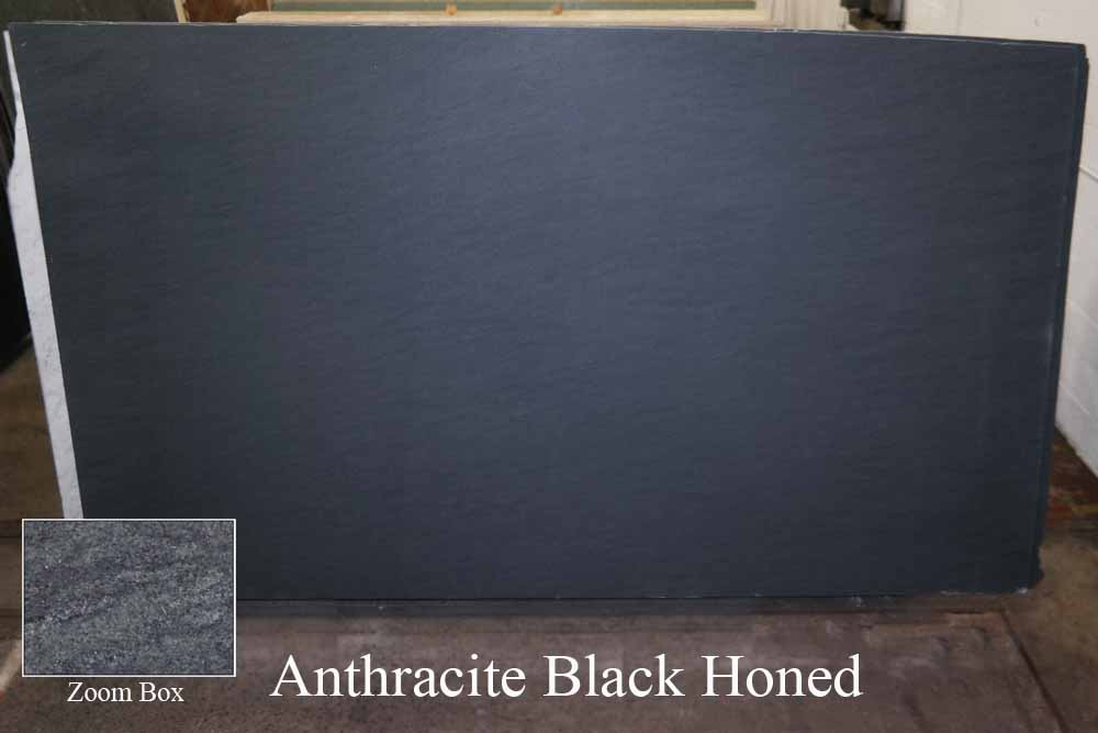 ANTHRACITE BLACK HONED