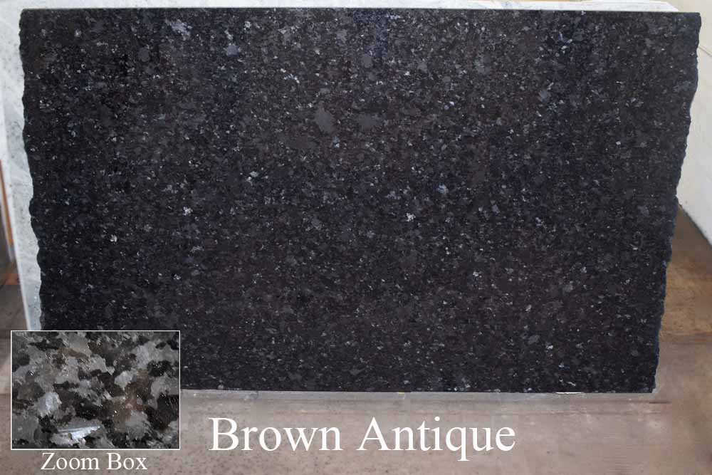 BROWN ANTIQUE