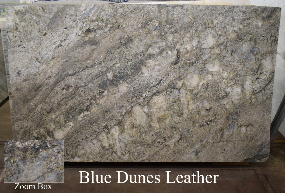 BLUE DUNES (LEATHER)