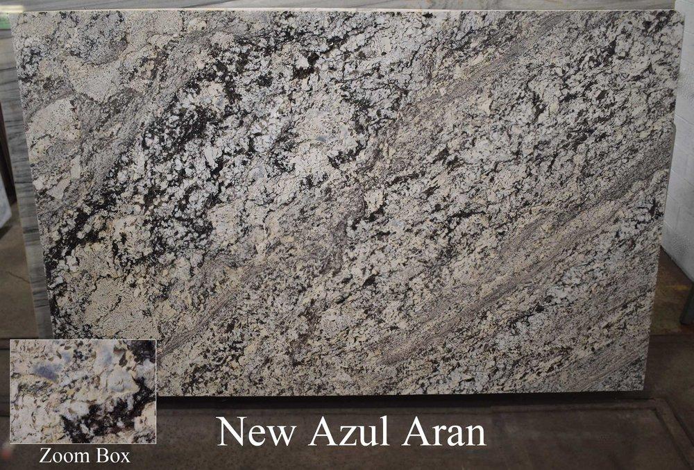 NEW AZUL ARAN