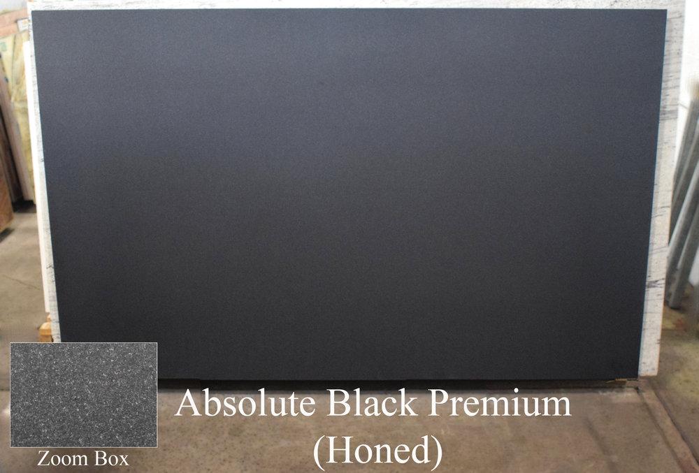 ABSOLUTE BLACK PREMIUM (HONED)
