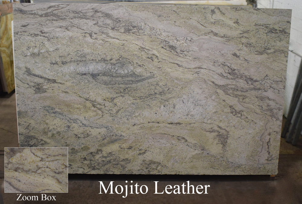 MOJITO LEATHER