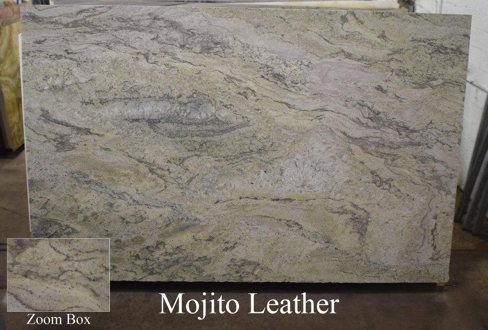 MOJITO LEATHER